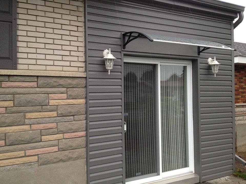 auvents gouttieres revetements balcons aluminium pierre. Black Bedroom Furniture Sets. Home Design Ideas